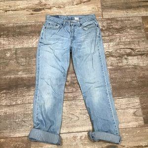 Levi's   vintage 515 low rise jeans